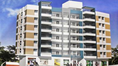 Gallery Cover Image of 995 Sq.ft 2 BHK Apartment for buy in Om Namo Residency, Shewalewadi for 3700000