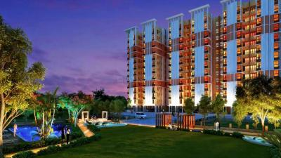 Gallery Cover Image of 1266 Sq.ft 2 BHK Apartment for buy in Greenwood Nest, New Town for 7500000