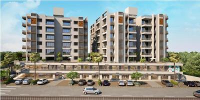 Gallery Cover Image of 1755 Sq.ft 3 BHK Apartment for buy in Utsav Elegance, Memnagar for 10700000