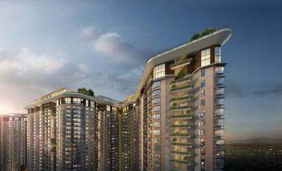 Gallery Cover Image of 1411 Sq.ft 3 BHK Apartment for buy in Bhartiya Nikoo Homes 2, Tirumanahalli for 9800000