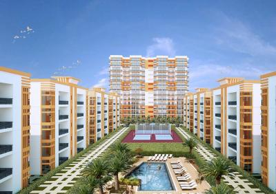 Gallery Cover Image of 500 Sq.ft 1 RK Apartment for buy in Emerald Heights, Sector 88 for 1400000