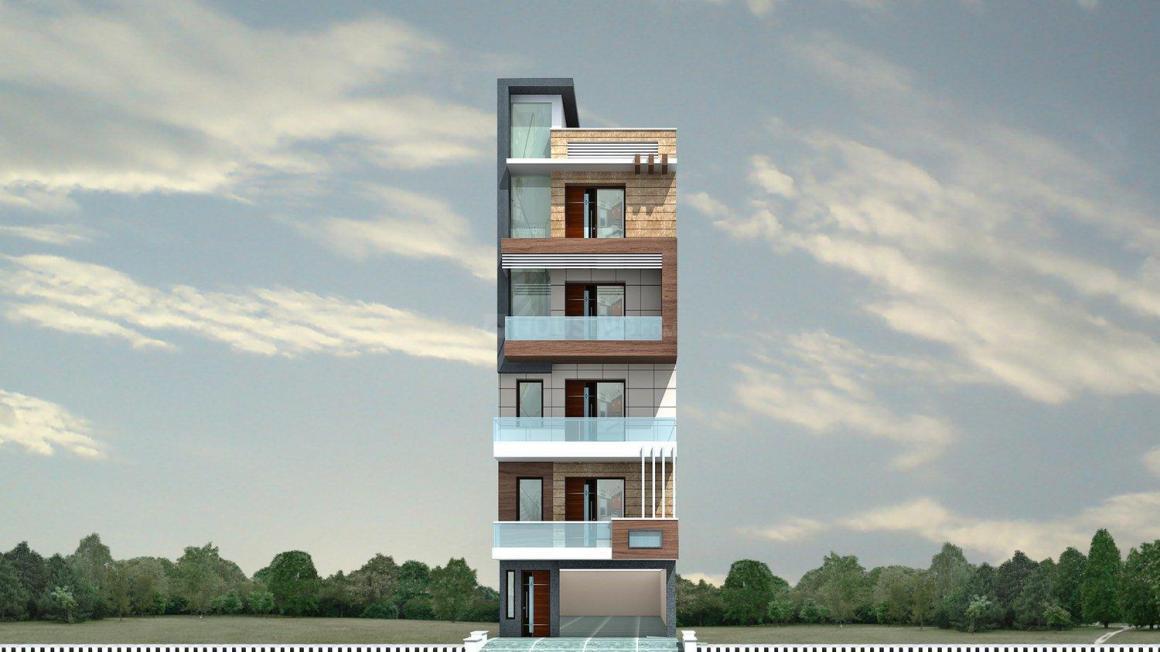 Gallery Cover Pic of Zamindar Floors - III