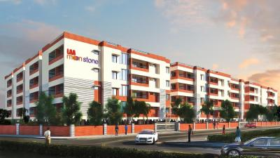 Gallery Cover Image of 1325 Sq.ft 2 BHK Apartment for rent in Laa Moon Stone, Electronic City for 20000