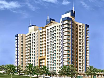 Gallery Cover Image of 1050 Sq.ft 2 BHK Apartment for rent in Atul Blue Meadows, Jogeshwari East for 43000
