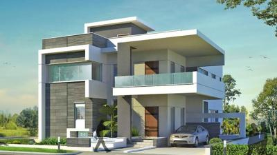 Project Images Image of S And S Green Meadows Villa in Narsingi