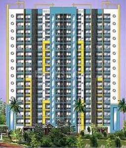 Gallery Cover Image of 1895 Sq.ft 4 BHK Apartment for rent in Skytech Merion Residency I, Crossings Republik for 7500