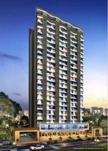 Gallery Cover Image of 747 Sq.ft 1 BHK Apartment for buy in Salasar Exotica I, Mira Road East for 5713000