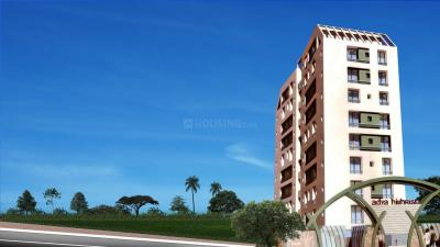 Gallery Cover Image of 1250 Sq.ft 3 BHK Apartment for rent in Adya Adya Highrise, Barisha for 25000