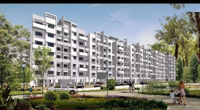 Gallery Cover Image of 545 Sq.ft 1 BHK Apartment for buy in Gyanganga, Rahatani for 4500000