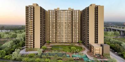 Gallery Cover Image of 1297 Sq.ft 2 BHK Apartment for buy in Arvind Oasis, Nagasandra for 6549000