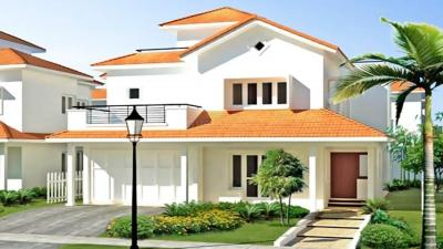Gallery Cover Image of 3850 Sq.ft 4 BHK Villa for buy in Adarsh Palm Retreat Villas, Bellandur for 50000000