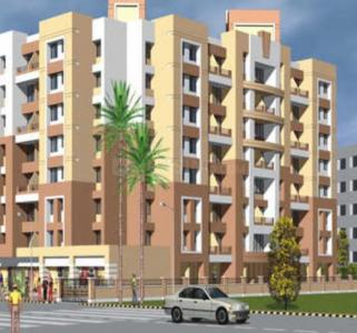 Gallery Cover Image of 630 Sq.ft 1 BHK Apartment for buy in Cosmos Nest, Thane West for 6700000