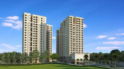 Gallery Cover Image of 651 Sq.ft 1 BHK Apartment for buy in Sobha Winchester, Keelakattalai for 4446000