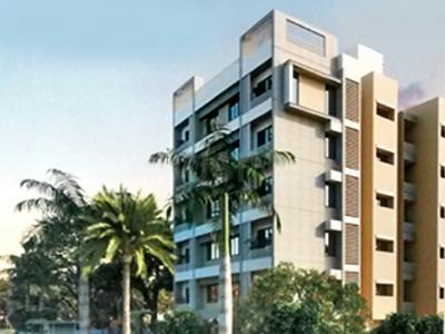 Gallery Cover Image of 1152 Sq.ft 2 BHK Apartment for buy in Akshar Habitat, Koteshwar for 4500000