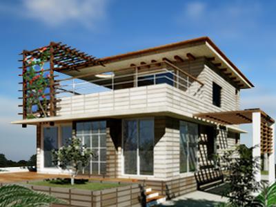 Gallery Cover Pic of Sanghvi Serene City Villa