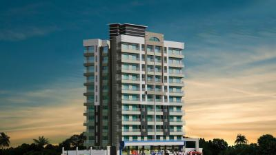 Gallery Cover Image of 675 Sq.ft 1 BHK Apartment for buy in Indralok Heights, Bhayandar East for 5700000