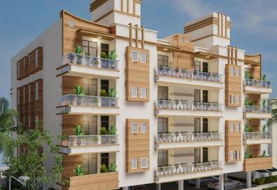 Gallery Cover Image of 985 Sq.ft 2 BHK Apartment for buy in Vihaan Galaxy, Kulesara for 2399000