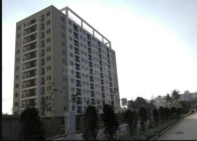 Gallery Cover Image of 498 Sq.ft 1 RK Apartment for rent in Emami Tejomaya, Egattur for 18000