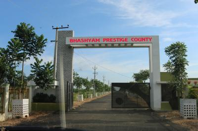 Residential Lands for Sale in Bhashyam Prestige County