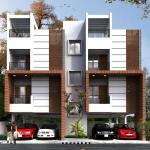 Gallery Cover Pic of Malles Akankssha Apartment