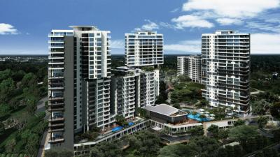 Gallery Cover Image of 3714 Sq.ft 3 BHK Apartment for buy in Embassy Lake Terraces, Hebbal Kempapura for 38500000