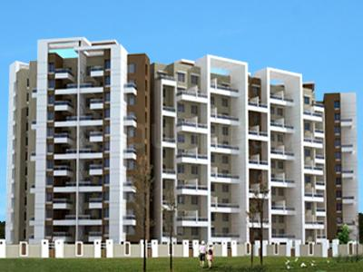 Gallery Cover Image of 626 Sq.ft 1 BHK Apartment for buy in Venkatesh Paradise, Pisoli for 2850000