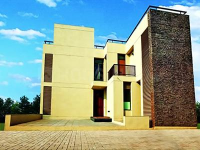 Gallery Cover Image of 4050 Sq.ft 4 BHK Villa for buy in Applewoods Estate Santolina, Sarkhej- Okaf for 30000000