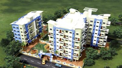Gallery Cover Image of 850 Sq.ft 1 BHK Apartment for rent in Shivam Majestica, Wakad for 15500