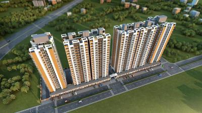 Gallery Cover Image of 950 Sq.ft 2 BHK Apartment for buy in Vision Aristo, Vikas Nagar for 5300000