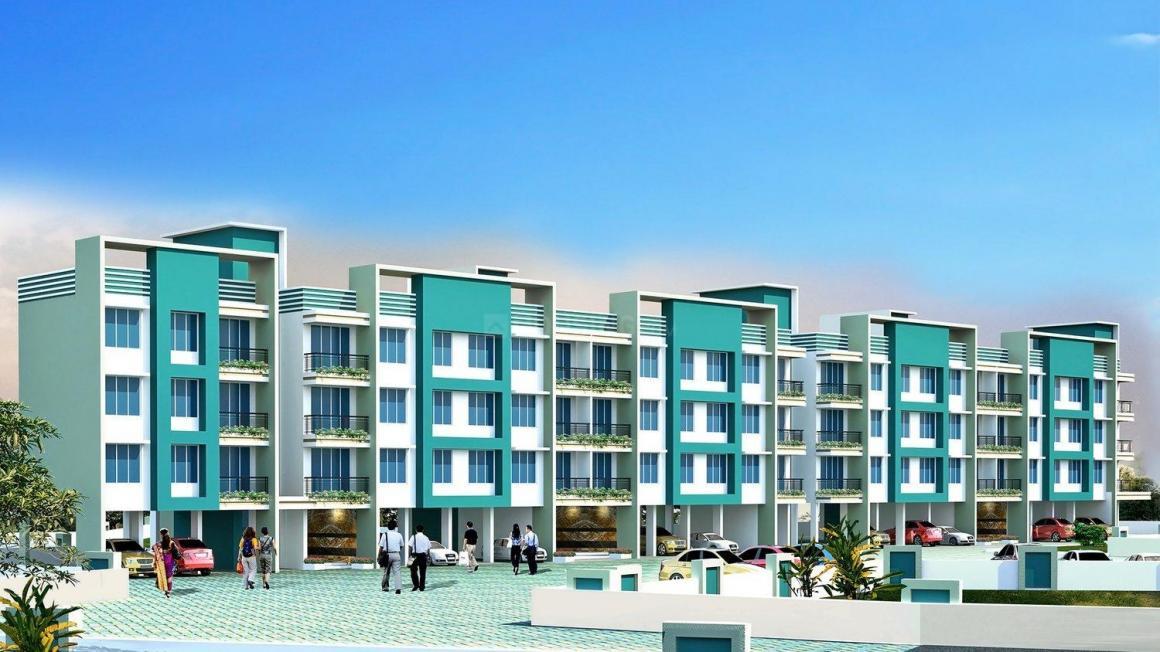 Square Garden Building II in Bhayandar West, Mira Bhayandar by