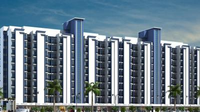 Gallery Cover Image of 825 Sq.ft 2 BHK Apartment for rent in Kakaria Royal Lake City, Devdham for 7000