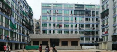 Gallery Cover Image of 400 Sq.ft 1 RK Apartment for buy in Aayat Taiba Residency, Juhapura for 1050000