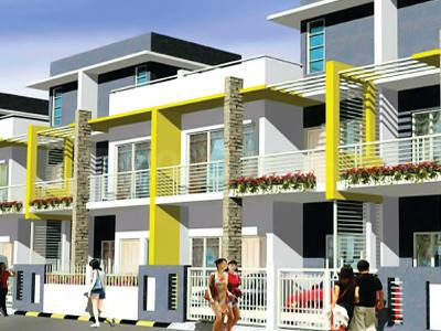 Gallery Cover Pic of Draupadi Construction Shivlok Phase 5