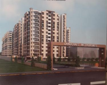 Gallery Cover Image of 815 Sq.ft 2 BHK Apartment for buy in Land Craft Metro Homes Phase 2, Duhai for 2355352