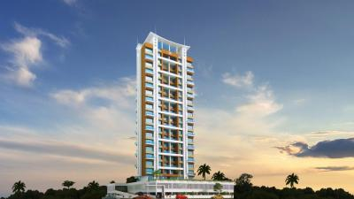 Gallery Cover Image of 1851 Sq.ft 3 BHK Apartment for rent in Sonal Gopal Krishna, Belapur CBD for 48000