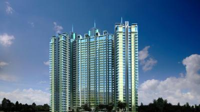 Gallery Cover Image of 850 Sq.ft 2 BHK Apartment for buy in Unique Vistas, Thane West for 8500000