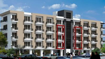 Gallery Cover Image of 650 Sq.ft 1 BHK Independent Floor for rent in Star Residency, Surajpur for 6000