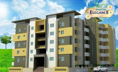 Gallery Cover Image of 996 Sq.ft 2 BHK Apartment for rent in Sahiti Elegance, Electronic City for 16000