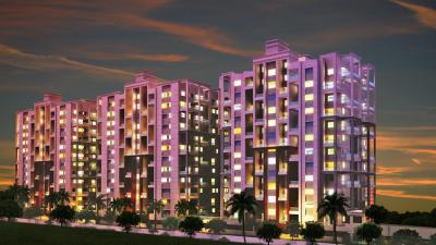 Gallery Cover Image of 977 Sq.ft 2 BHK Apartment for buy in Kshitij Promoters And Developers Crystal Towers, Pashan for 9500000