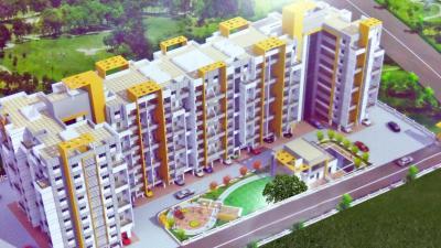 Gallery Cover Image of 672 Sq.ft 1 BHK Apartment for rent in Mehta Shree Jalaram Park, Charholi Kurd for 5800