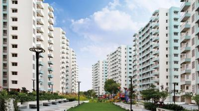 Gallery Cover Image of 1270 Sq.ft 2 BHK Apartment for buy in Godrej Garden City, Jagatpur for 5051000