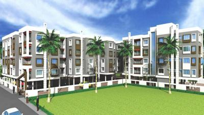 Gallery Cover Image of 1335 Sq.ft 3 BHK Apartment for buy in Vinayak Skyline Lakeview, Garia for 6074250