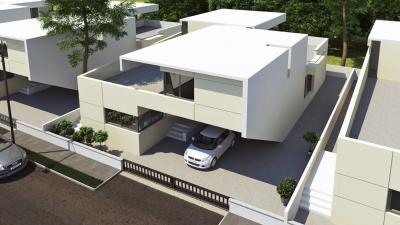 Gallery Cover Image of 3600 Sq.ft 5 BHK Villa for rent in Sark One Extension, Mokila for 30000