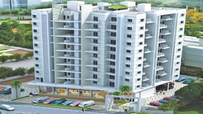 Gallery Cover Image of 606 Sq.ft 1 RK Apartment for buy in Stone Bappa Residency, Hinjewadi for 3700000