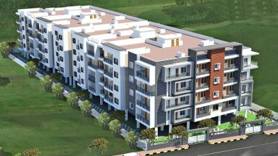 Gallery Cover Image of 1405 Sq.ft 3 BHK Apartment for rent in Vijetha Gardenia, Muneshwara Nagar for 28000