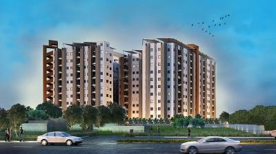 Gallery Cover Image of 281 Sq.ft 1 BHK Apartment for buy in Eden Solaris Joka Phase 1, Pailan for 1145000