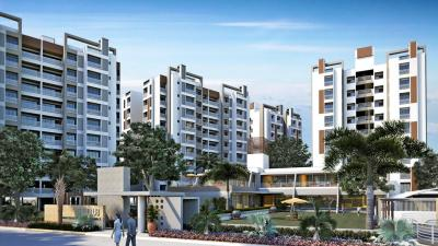 Gallery Cover Image of 1123 Sq.ft 2 BHK Apartment for buy in Central Park, Sayajigunj for 4200000