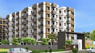 Gallery Cover Image of 630 Sq.ft 1 BHK Apartment for buy in Sankalp Avenue, Vejalpur for 2650000