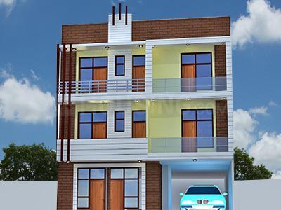 Gallery Cover Image of 1054 Sq.ft 2 BHK Independent Floor for buy in Nirwan Homes - 5, Vasundhara for 5333333