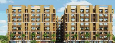 Gallery Cover Image of 676 Sq.ft 1 BHK Apartment for buy in Riddhi Parivar Homes, Gota for 2775000